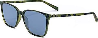 Verde 48 Unisex-Adulto ITALIA INDEPENDENT 0922-Mrr-032 Occhiali da Sole