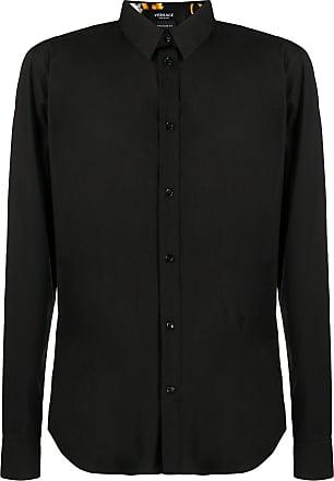 Versace Camisa clássica - Preto