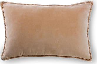 HKliving Velvet Cushion Skin 60x40cm - cotton | 60 x 40 | nude - Nude