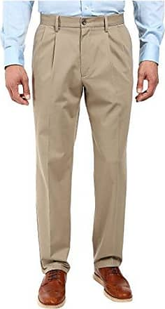 Dockers Men/'s Sunset Blue Washed Khaki Slim Tapered Stretch Twill Pants