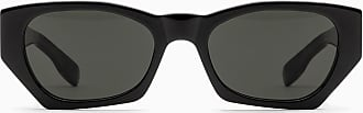 Retro Superfuture Black Amata sunglasses
