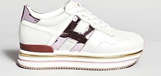 Reposi Calzature HOGAN Midi platform - Sneakers in pelle