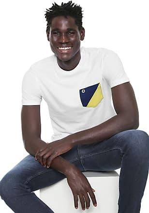 Iodice Camiseta Iódice Bolso Branca