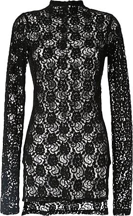 Taylor Baseline lace top - Black