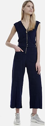 Sugarfree Zipped short sleeved terry jumpsuit