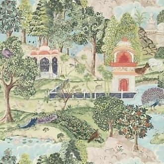 Zoffany Paneel Peacock Garden