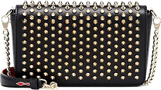 Christian Louboutin Zoompouch leather shoulder bag