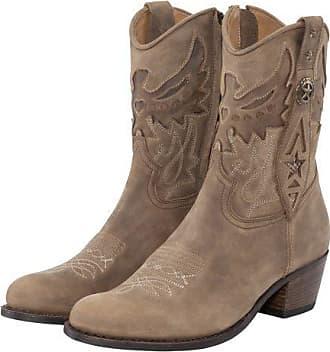 537ec8dd03ff37 Sendra Debora Cowboy Stiefel (Braun) - Damen (38 39 40)