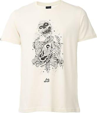 ...Lost Camiseta...Lost Mermaid Bottle Off-White