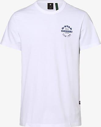 G-Star Herren T-Shirt weiss