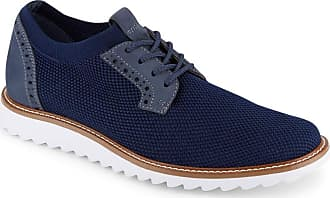 Dockers Dockers Mens Einstein Knit/Leather Smart Series Dress Casual Oxford Shoe with NeverWet