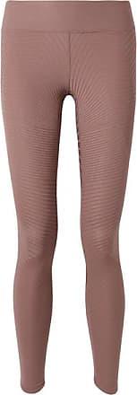 Nike Epic Lux Ribbed Dri-fit Leggings - Antique rose