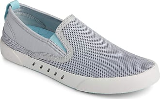 Sperry Top-Sider Womens Maritime Slip On, 4.5 UK, Grey