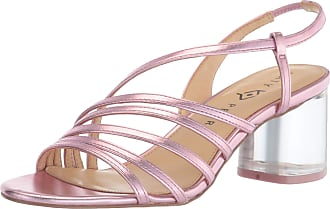 Katy Perry Womens The Russ Heeled Sandal, Lt Violet, 7.5