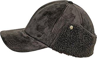 Farben:braun Kopfgr/ö/ße:L//XL Gatsby Cap meliert in 3 Farben mit Schnalle
