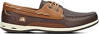 Clarks Harbour Marron Brown Derbys 39 Homme Leather EU Orson OOxrwH5S