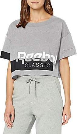Reebok Damen Ac Cropped Tee Hemd