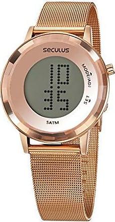 Seculus Relógio Seculus Feminino 77046lpsvps2 Rose Digital