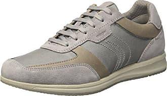 Leder Sneaker in Grau von Geox® ab 43,79 € | Stylight