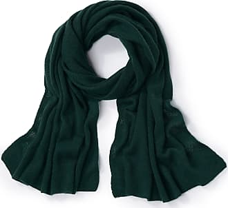 Peter Hahn Scarf in 100% cashmere Peter Hahn Cashmere green