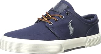 Ralph Lauren Mens Faxon Low Rubber Faxon Low Rubber Blue Size: 7.5 UK