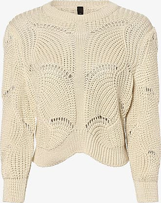 Y.A.S Damen Pullover - YASHelen beige