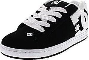 8436714659f6bf DC in Übergrößen Court Graffik 300529 Black White Black