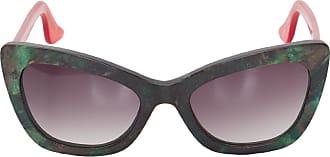 HELENA BORDON óculos Brooklyn Degradê - Verde