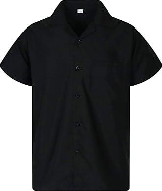 V.H.O. Funky Hawaiian Shirt, Blanc, Black, 6XL