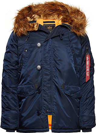 Alpha Industries N2B VF 59 Jacket (Herre)