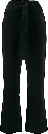 3x1 Kelly belted high-waist jeans - Black