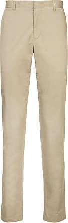 Durban classic straight trousers - Brown