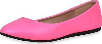 Scarpe Vita Women Classic Ballerinas Tread Sole 188413 Pink UK 5.5 EU 39