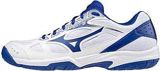 Mizuno Unisex Adults Cyclone Speed 2 Volleyball Shoe, White/Reflexbluec/2768c, 6.5 UK