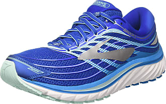 Brooks Womens Glycerin 15 Running Shoes, Blue (Bluemintsilver 1b484), 3.5 UK