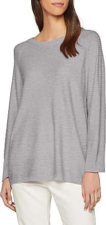 Jacqueline de Yong Womens Jdymathison 7/8 Noos WHS Pullover KNT Jumper, Grey (Light Grey Melange Light Grey Melange), 16 (Size: X-Large)