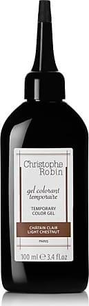 Christophe Robin Temporary Color Gel Light Chestnut, 100ml - Colorless