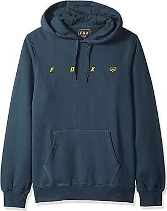 Fox Mens Maxis Pullover Fleece, Navy, L