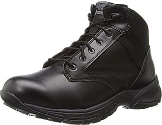 Timberland PRO Mens 5 Inch Valor Soft Toe Duty Boot,Black Smooth with Textile,9.5 W US