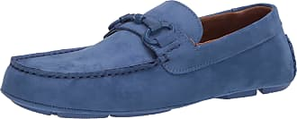 Kenneth Cole Reaction Dawson Bit Driver Driving Style Loafer, Blue, 11.5 M