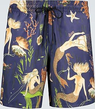 Loewe Paulas Ibiza Mermaid swim shorts