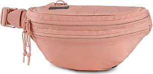 Jansport Oaktown Fanny Pack Waist Packs - Rose Smoke Pink
