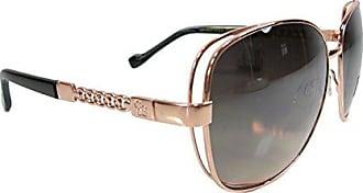 fb7a41a19384 Jessica Simpson Womens J5512 Rgdox Non-Polarized Iridium Round Sunglasses