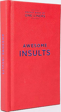Allsorted One Liners Awesome Insults Book-Multi