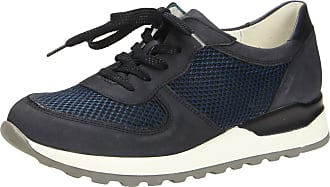 Waldläufer Womens Trainers Blue Blue Blue Size: 3.5 UK