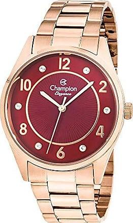 Champion Relógio Champion Feminino Ref: Cn25690v Casual Rosé