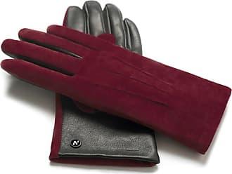 Napo Gloves napoROSE (black/wine)