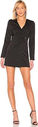 by the way. Jackie Blazer Dress in Black