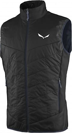 Salewa Ortles Hybrid TW CLT Vest Gilet in lana Uomo   nero
