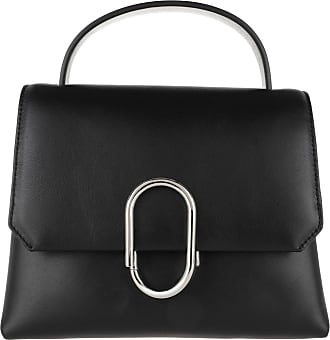 cb65613a5503a 3.1 Phillip Lim Alix Mini Top Handle Satchel Bag Black Umhängetasche schwarz